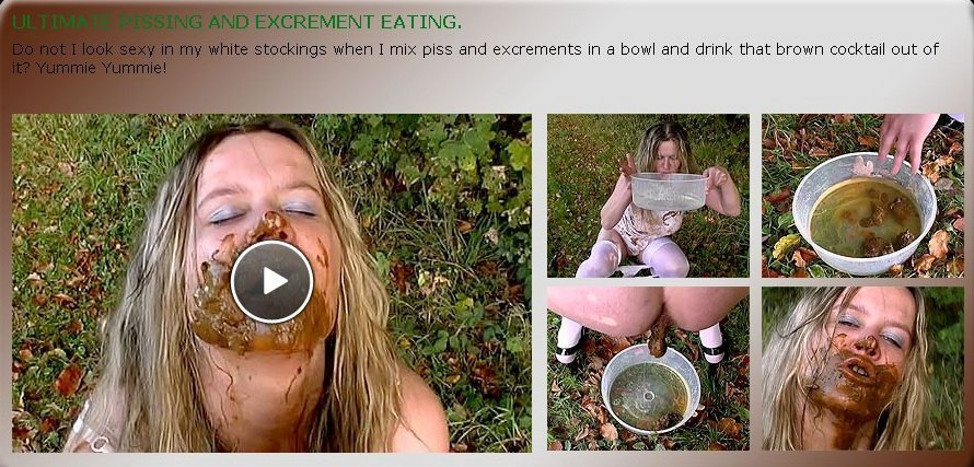 Excrements Eating