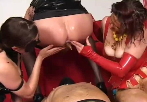 Crapping Orgy