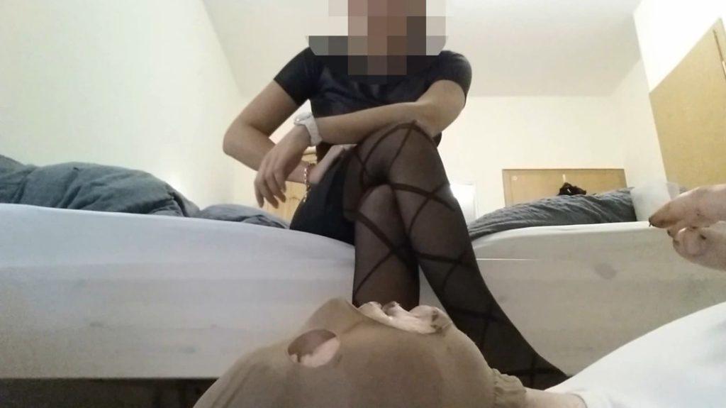 University Professor punished student with Scat humilation 4