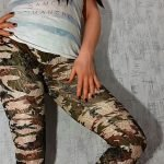 How Do You Like My New Lace Leggings – Anna Coprofield