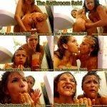 The Bathroom Raid – Paula and Scatdoll (HD-720p)