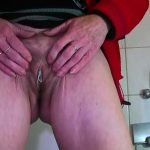 For www.copro.pw exclusive video – Mature Menstruation