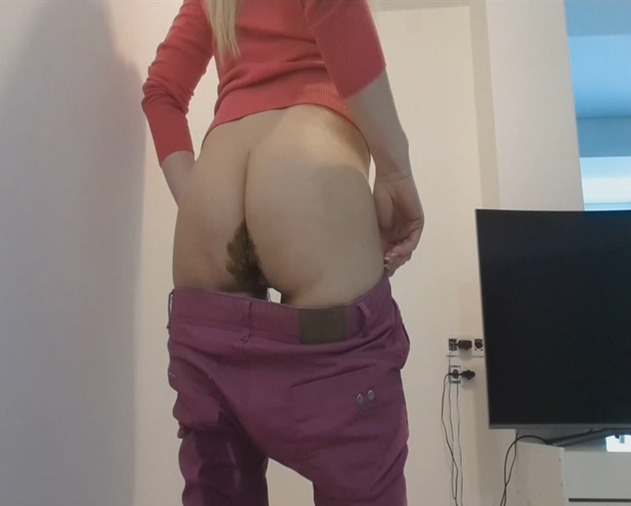 Pink Jeans Pee Poop - The Fart Babes 4