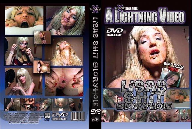 Pretty Lisa - Shit Gloryhole