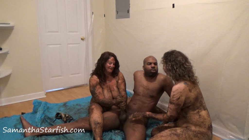 SamanthaStarfish - Shit Smeared Threesome! - 5