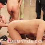 Scat Fuck Or Die (MUSICAL STAIRS) Vandal Vyxen – HD 720p