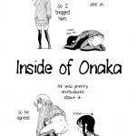 Inside of Onaka – Original Work (English – 17 Pages)