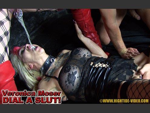 Veronica Moser - Dial a Slut 5