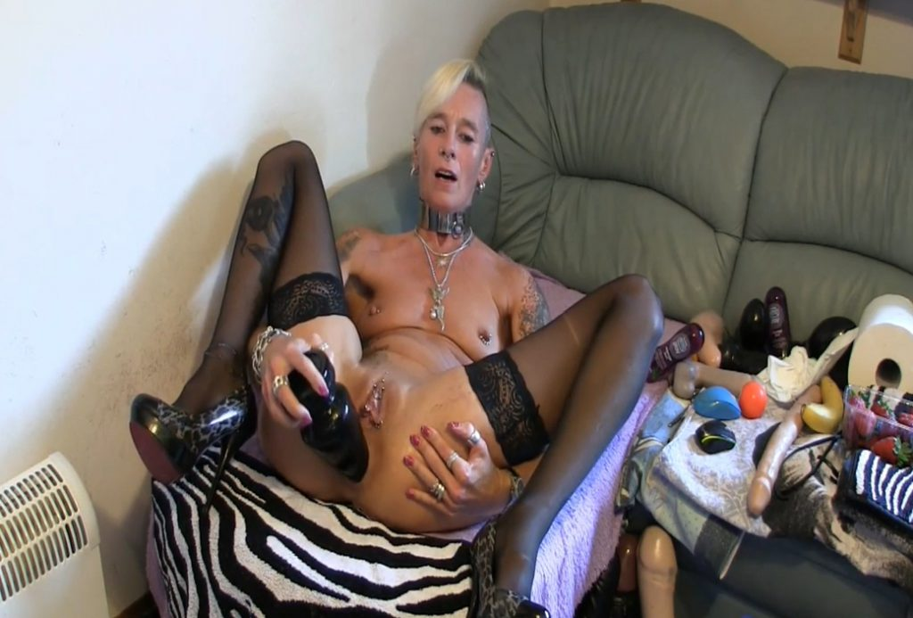 lady-isabell666 - langer ritt auf EXTREM PLUG - 5