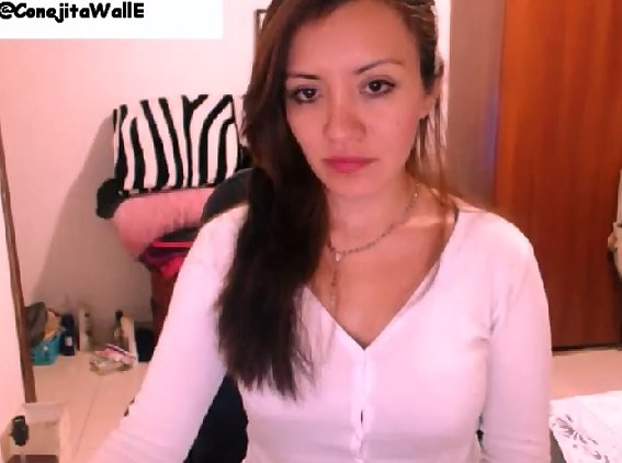 ConejitaWallE First Scat Video - 1