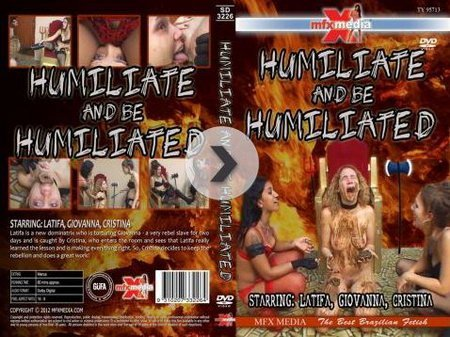 Humiliate and be humiliated - MMSD-3226 (MFX)