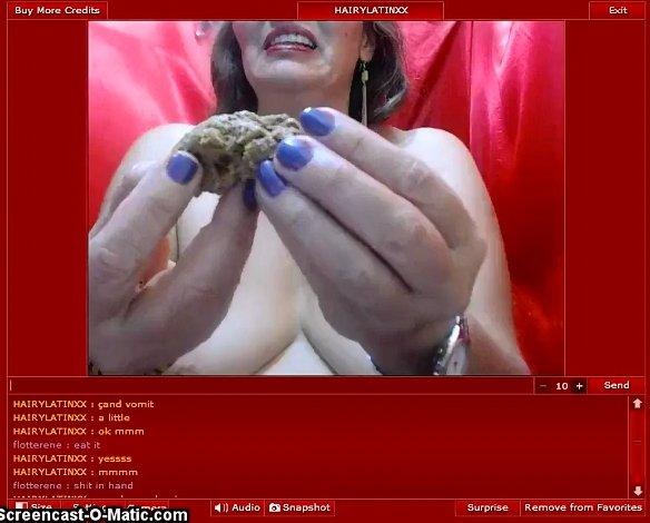 Livejasmin.com - Nice Granny In Perverted Webcam Show 3