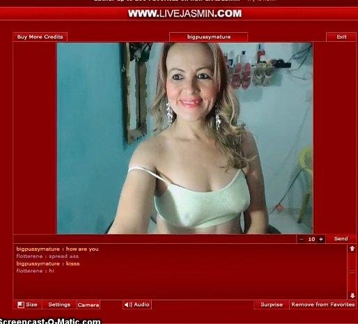 Livejasmin.com - Sexy Mature Scat Loving Lady Show 1
