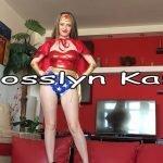 Josslyn Kane – Wonder Woman is a Dirty Woman