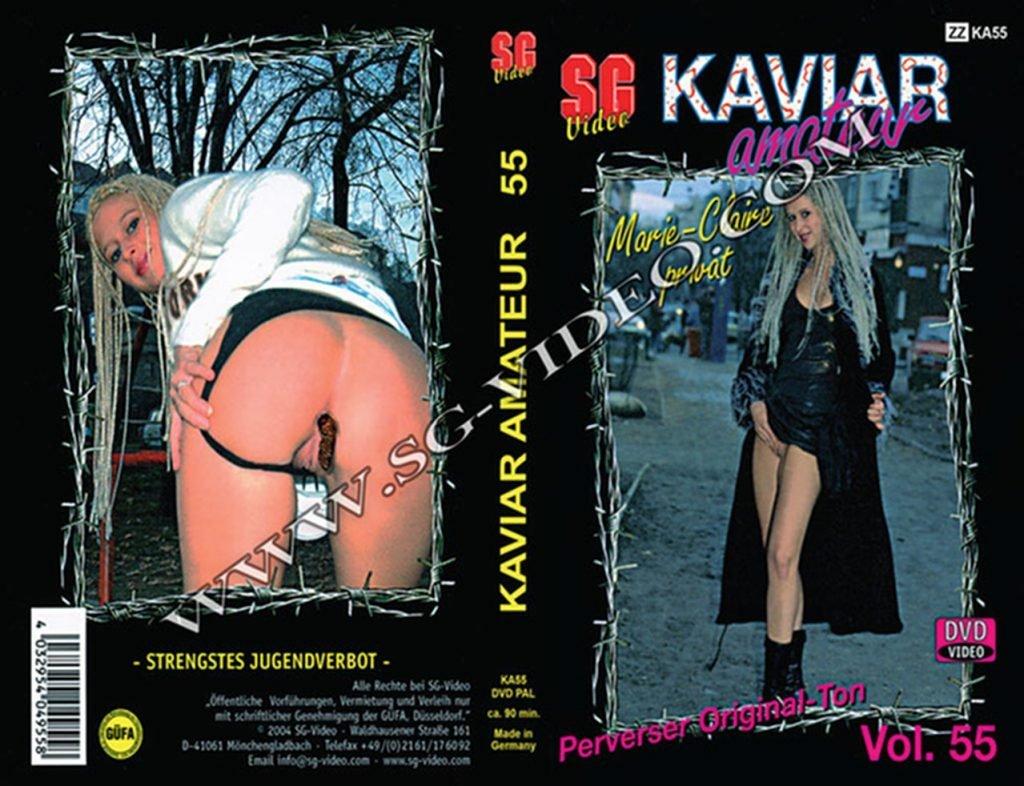 Kaviar Amateur 55 (Marie-Claire)