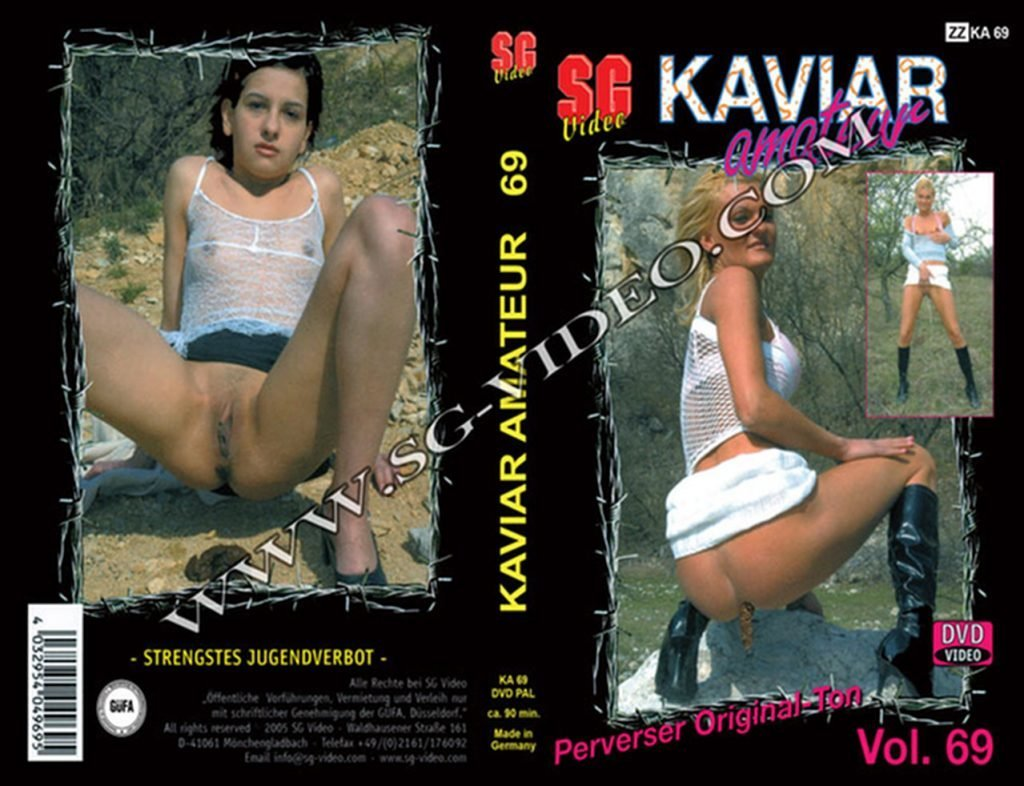 Kaviar Amateur 69 (Only Girls Pooping)