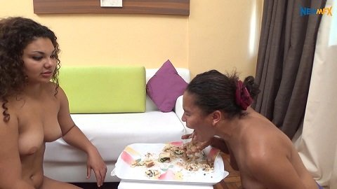 AMATEUR SCAT LUNCH by Paloma, Lisa Black - Picture 3