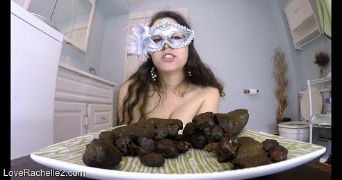 Goddess Feeds You SHIT Feast (4k Ultra HD Scat Porn) Image 4
