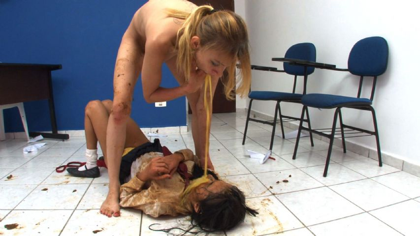 Dirty Scat Nerd - by Fefe and Melissa Ramos (FULL HD 1080p) 4