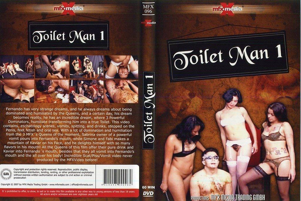 MFX-96 Toilet Man 1