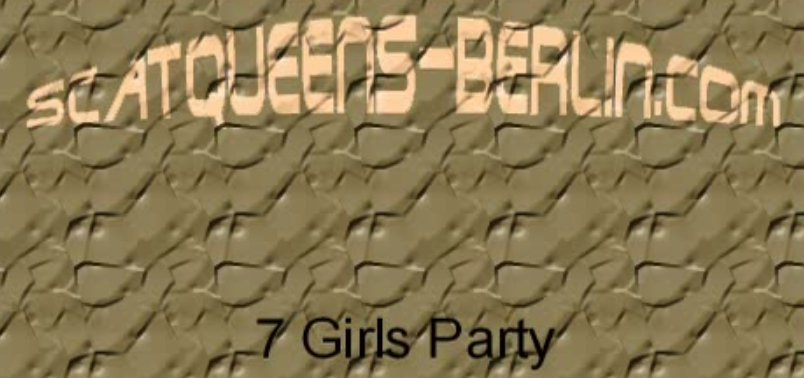 Seven Girls Party - part 1of 2 (Scat Queens Berlin)