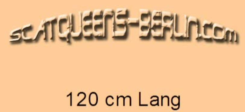 120 cm Lang