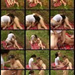 vid460 Outdoor Copro Party From Couple