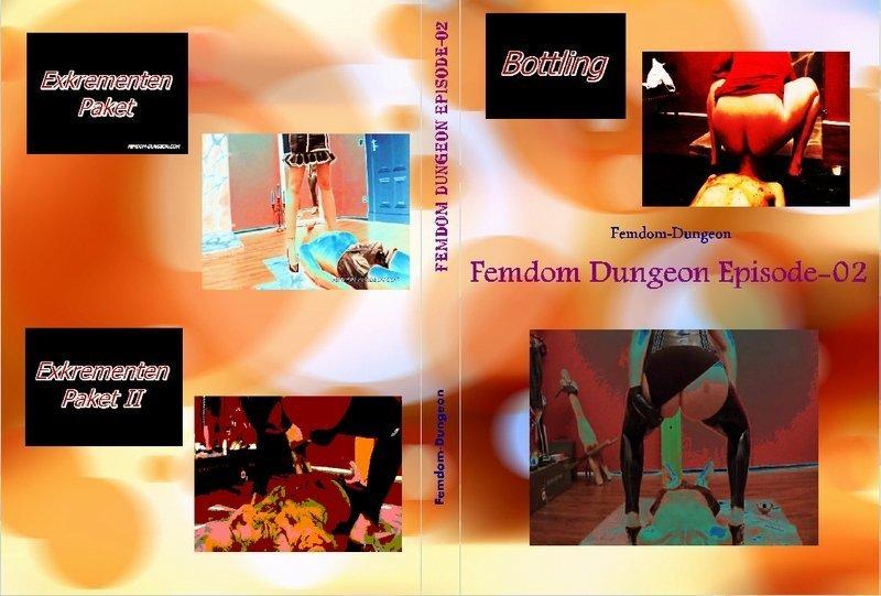 FEMDOM DUNGEON EPISODE 2 [FDN-02] 480P