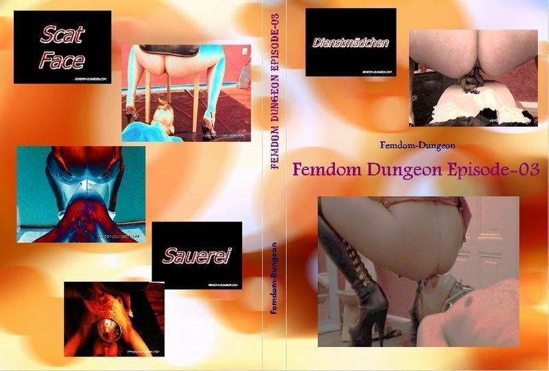 FEMDOM DUNGEON EPISODE 3 [FDN-03] 480P