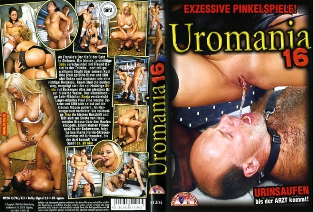 Uromania 16 (2003/DVDRip)