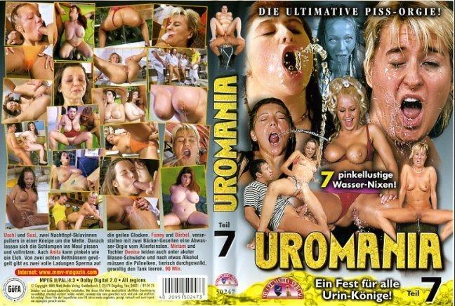 Uromania 7 (2000/DVDRip)