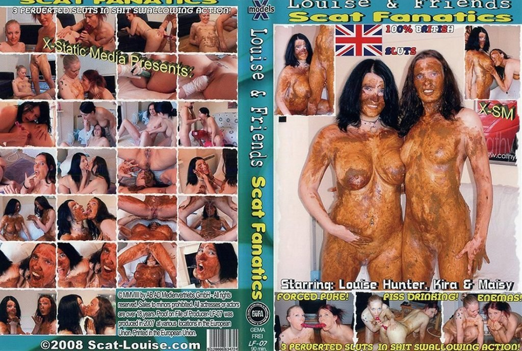Louise & Friends 7 – Scat Fanatics