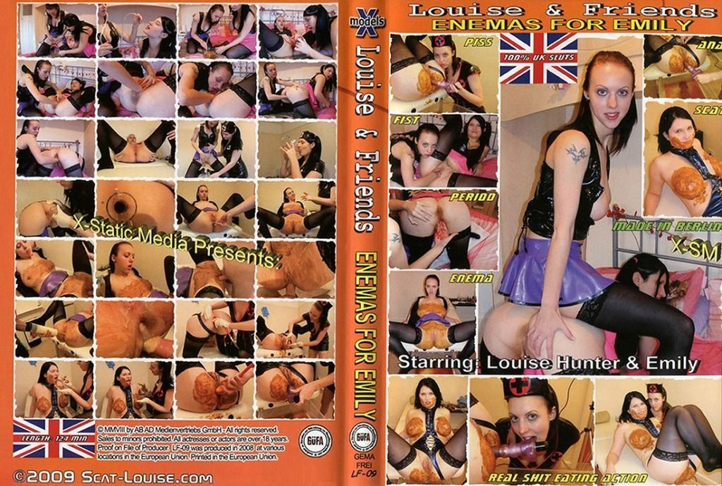 Louise & Friends 9 – Enemas for Emily