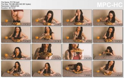 Play With Shit and Food – Sweet Betty Parlour 4K Ultra HD