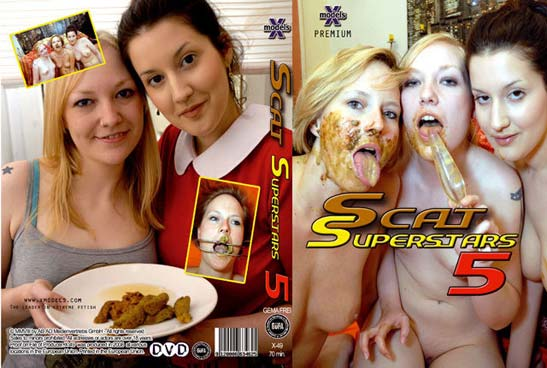 Scat Superstars 5 (Louise Hunter, Susan, Tiffany, Maisy, Kira)