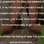 Extreme Smoking And Scat Humiliation With Slave Ray