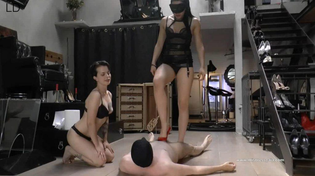 MistressGaia – Extreme Total WC Slave 1st Part