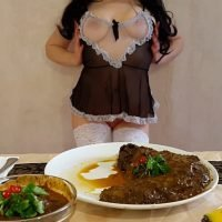 Anna Coprofield – made dinner out of shit and eat fresh shit in FULL HD