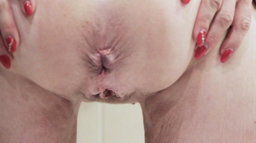 Closeup Shit Lick And Blow Shitty Dildo - Alisea - 1
