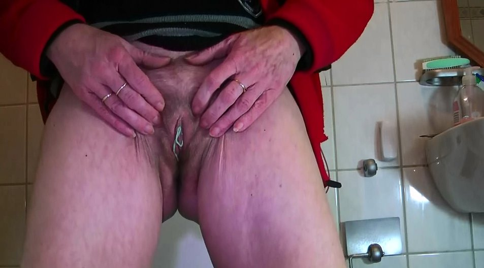 For www.copro.pw exclusive video - Mature Menstruation - 1
