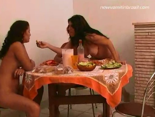 New Vomiting Brazil - MFX-627-2 - Vomiting is delicious (Session 2) - 3