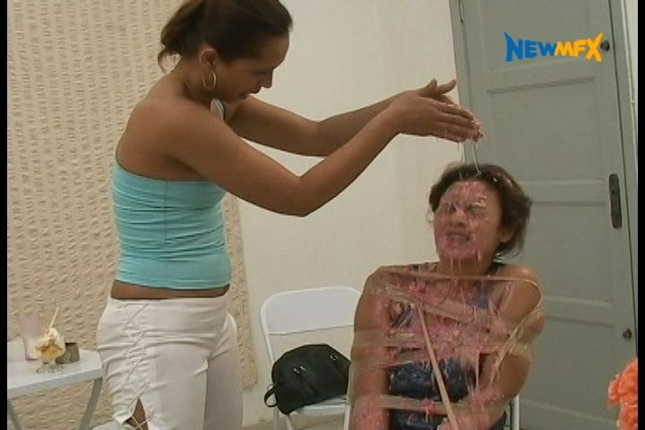THE LAZY HOUSEMAID Part Two - New Vomit In Brazil - 2