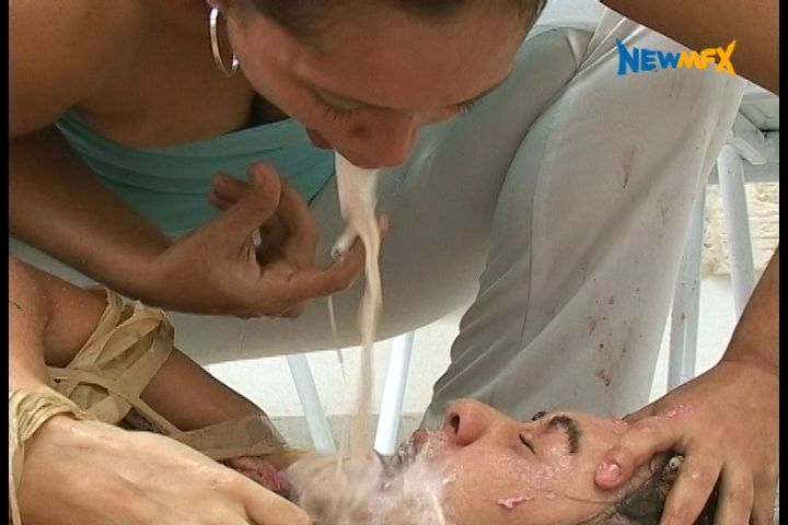THE LAZY HOUSEMAID Part Two - New Vomit In Brazil - 4