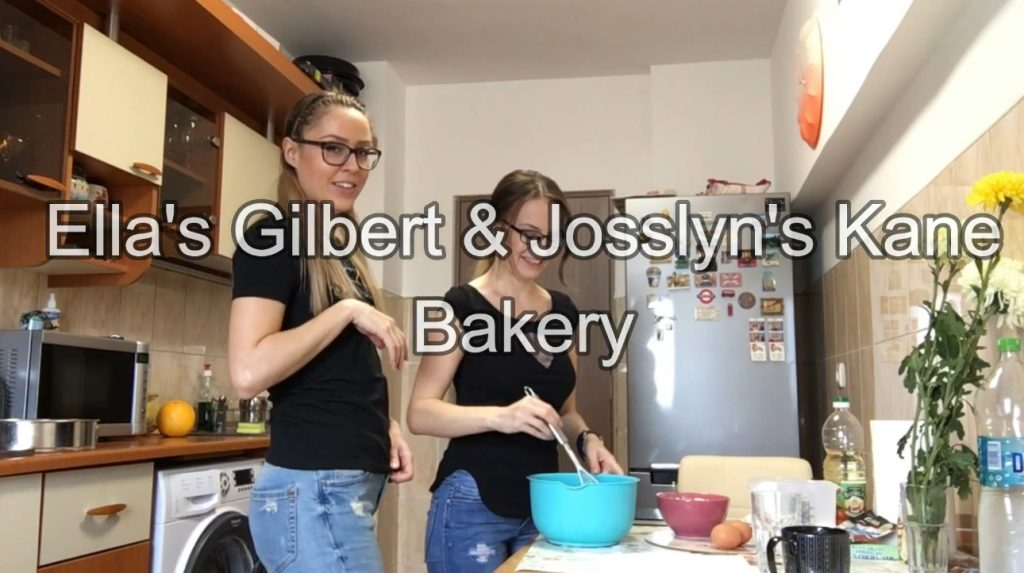 Ella Gilbert and Josslyn Kane Bakery For You