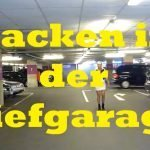 Kaetzchen75 – Crap In The Garage (Outdoor Peeing and Shitting)