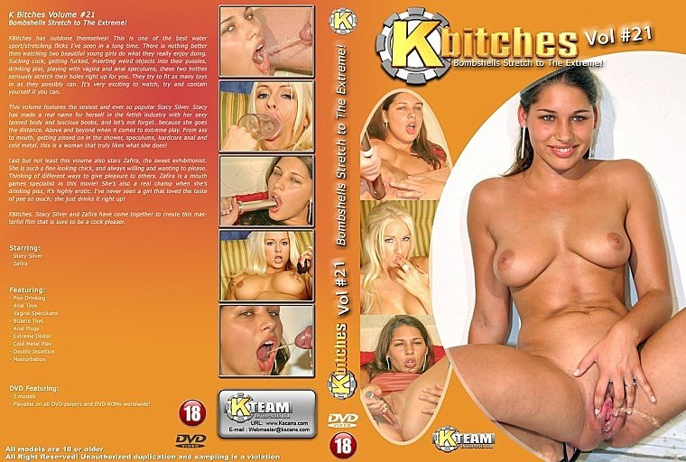 Kbitches #21 - Bombshells Stretch To The Extreme (Stacy Silver, Zafira)