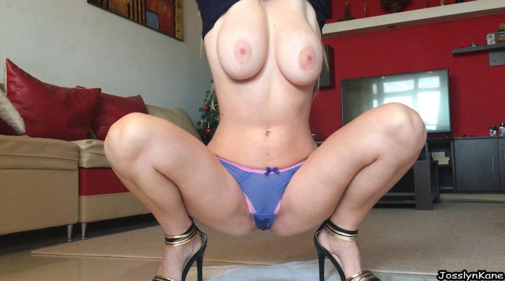 Panties Got Pooped - Josslyn Kane In FULL HD Porn 2