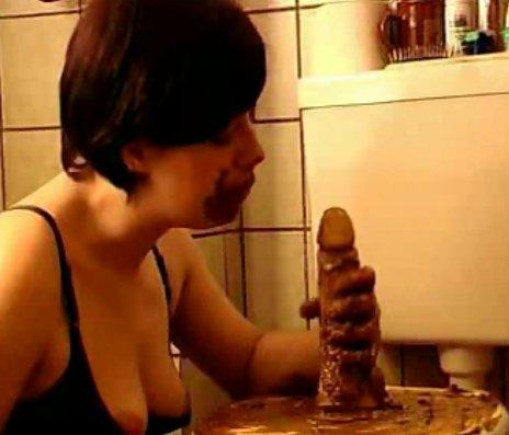 ShitLover de - Ingrid 2 - Ingrids Perverse Kackgelueste 4