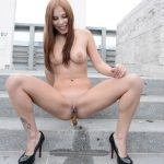 Solo Scat Girls With Mikaela Wolf - Directed By Dave in HD 720p