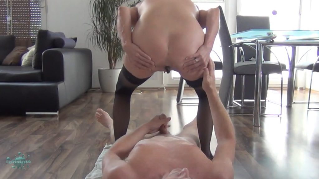 SpritzigeFee - Messy Scat Fuck (Crazy Scat Sex With Shitting From Girl and Boy)